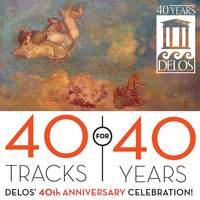 Delos' 40th Anniversary: A Celebration!