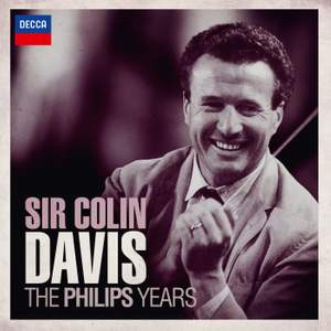 Sir Colin Davis: The Philips Years Product Image