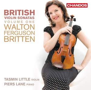 British Violin Sonatas, Vol. 1
