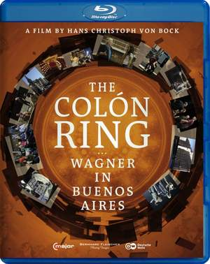 The Colón Ring: Wagner In Buenos Aires Product Image