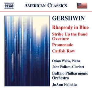 Gershwin: Rhapsody in Blue Product Image