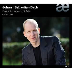 JS Bach: Concerti, Capriccio & Aria