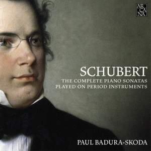 Schubert: Piano Sonatas Nos. 1-21