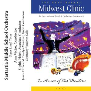 2012 Midwest Clinic: Sartartia Middle School Orchestra