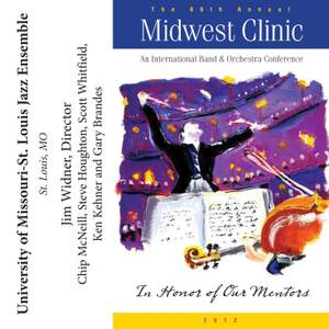 2012 Midwest Clinic: University of Missouri-St. Louis Jazz Ensemble