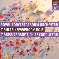 Mahler: Symphony No. 8 (with bonus DVD disc)