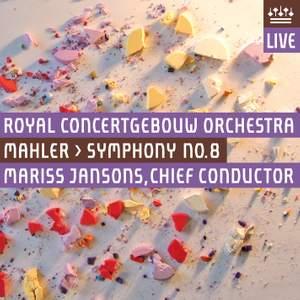 Mahler: Symphony No. 8 (with bonus DVD disc)