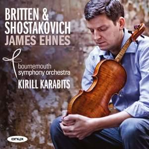 Britten & Shostakovich: Violin Concertos
