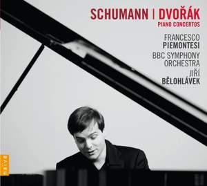 Schumann & Dvorak: Piano Concertos Product Image