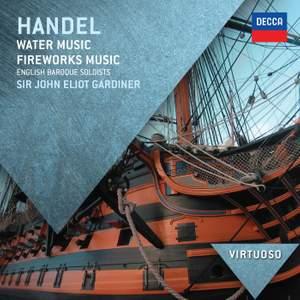 Handel: Water & Fireworks Music
