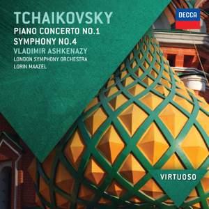 Tchaikovsky: Piano Concerto No. 1 & Symphony No. 4 Product Image