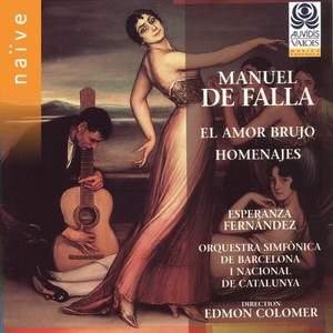 Falla: El Amor Brujo & Homenajes