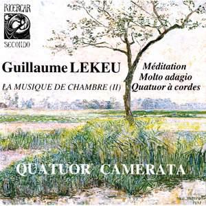 Lekeu: La musique de chambre, Vol. 2