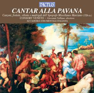 Cantar Alla Pavana Product Image