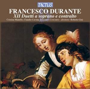 Durante: XII Duetti a soprano e contralto Product Image