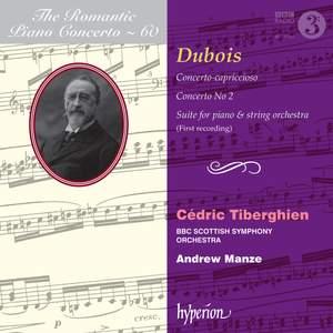 The Romantic Piano Concerto 60 - Théodore Dubois Product Image
