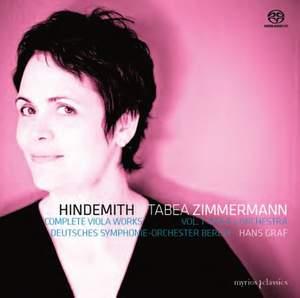 Hindemith: Complete Viola Works Volume 1