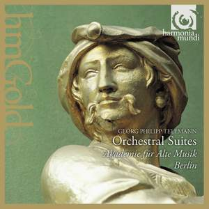 Telemann: Orchestral Suites Product Image