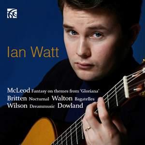 Ian Watt plays McLeod, Britten & Wilson Product Image