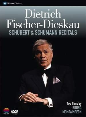 Dietrich Fischer-Dieskau: Schubert & Schumann Recitals