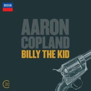 Copland: Billy the Kid, El Salón México & Hear Ye! Hear Ye!