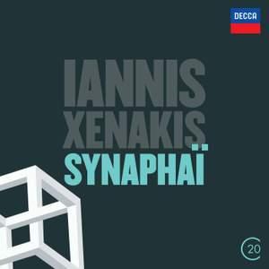 Xenakis: Synaphaï, Aroura, Antikhthon & Keqrops