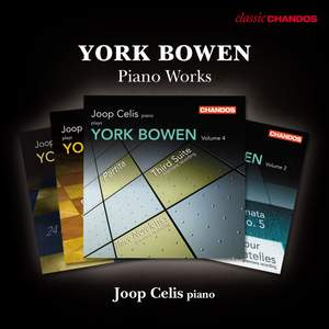 York Bowen: Piano Works