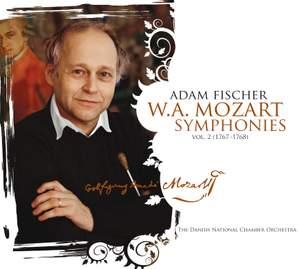 Mozart - Symphonies Volume 2