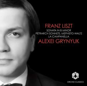 Alexei Grynyuk plays Liszt