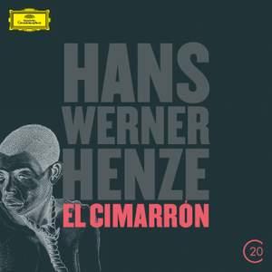 Henze, H: El Cimarrón