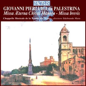 Palestrina: Missa Aeterna Christi munera & Missa Brevis Product Image