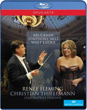 Bruckner: Symphony No. 7 & Wolf: Lieder