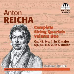 Anton Reicha: Complete String Quartets, Volume One Product Image