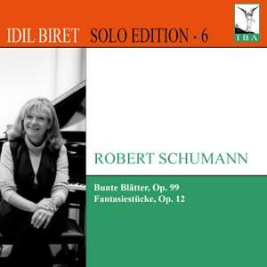 Idil Biret Solo Edition 6 - Schumann