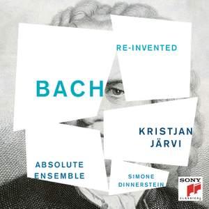 Kristjan Järvi: Bach Re-invented