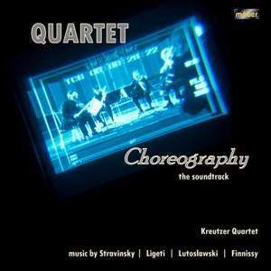 Quartet Choreography: The Soundtrack