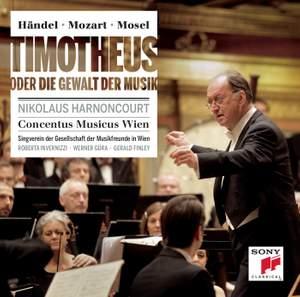 Handel/Mozart: Timotheus oder die Gewalt der Musik