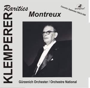 Klemperer Rarities: Montreux