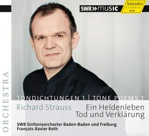 Richard Strauss: Tone Poems, Vol. 1