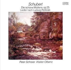 Schubert: Die schöne Müllerin - Vinyl Edition