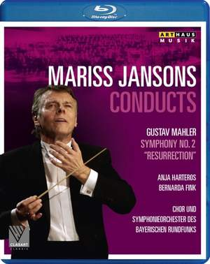 Mariss Jansons conducts Mahler Symphony No. 2