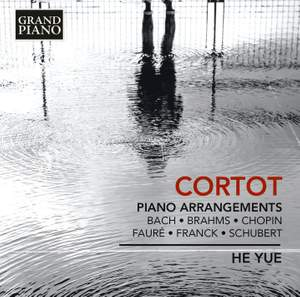 Alfred Cortot: Piano Arrangements Product Image