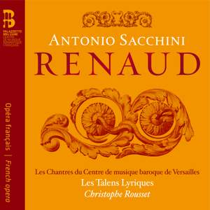 Sacchini, G: Renaud