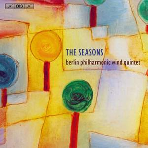 The Seasons: 20th-Century Music for Wind Quintet Product Image