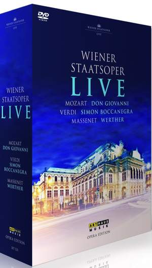 Wiener Staatsoper Live: Opera Edition