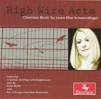 Laura Elise Schwendinger: High Wire Acts