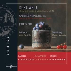 Weill: Violin Concerto
