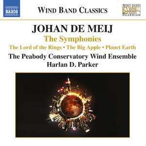 Johan de Meij: The Symphonies Product Image