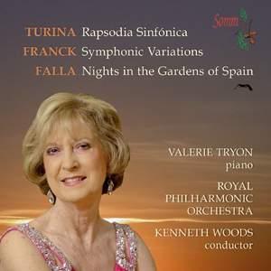 Turina: Rapsodia Sinfonica