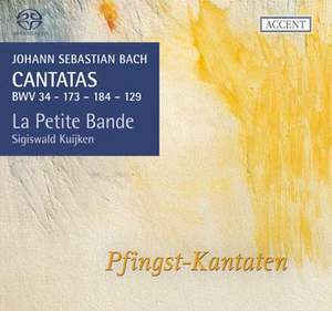 Bach - Cantatas for the Liturgical Year Volume 16